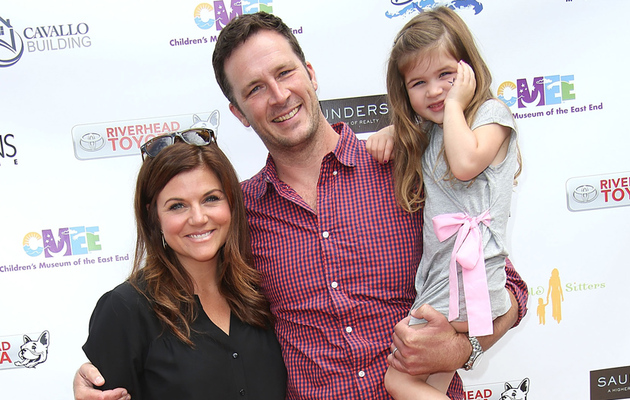 Tiffani Thiessen and Mini-Me Daughter Harper Hit the Red Carpet