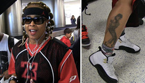 Da Brat -- The MJ Sophie's Choice ... Michael Jackson or Michael Jordan?