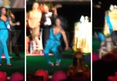 Kenya Moore BITES THE DUST ... During Vegas Ho Down (VIDEO)