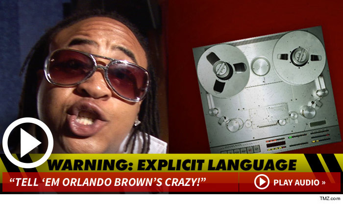 Orlando Brown 911 Call