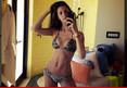 Katherine Webb -- HONEYMOON BIKINI SELFIE