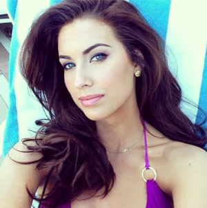 Katherine Webb's Hot Photos!