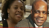 Sherri Shepherd -- Wins Custody Battle with Husband #1
