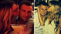 Johnny Manziel -- JOHNNY RELATIONSHIP??? ... QB Getting Couply with Hot Blonde