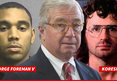 George Foreman's Son Hires David Koresh's Lawyer ... In Domestic Viole