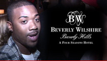 Ray J -- Accused of Grabbing Boob, Not Ass