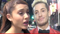 'Big Brother' -- Ariana Grande Hides Grandfather's Death from Brother Frankie