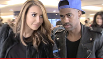Naya Rivera -- Quickie Wedding Reeks of Ex-Fiancé Big Sean