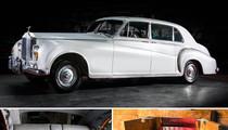 Elvis Presley -- Rolls-Royce Auction ... Anything But a Hunka Hunka Junk