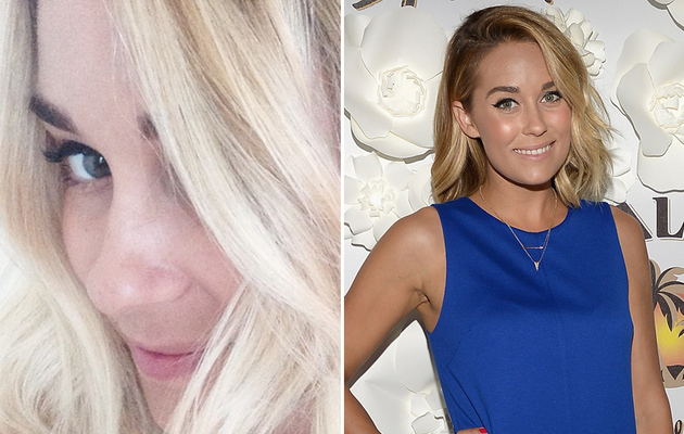 Lauren Conrad Dyes Her Hair Platinum Blonde -- Like the Look?