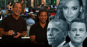 TMZ Live: President Obama: Sorry Hollywood, Something Kinda Came Up