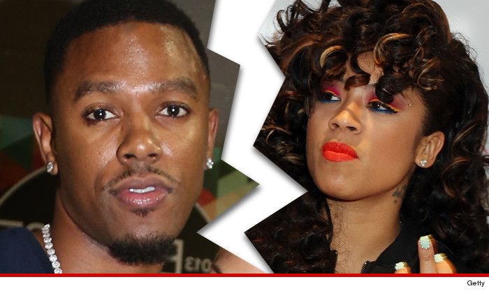 Keyshia Cole Daniel Gibson Divorce