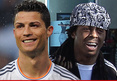 Cristiano Ronaldo -- TEAMING UP WITH