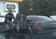 Justin Blackmon -- ARREST VIDEO ... &#