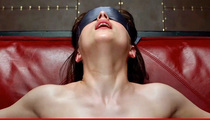 'Fifty Shades of Grey' Trailer -- Hardcore BDSM Crowd Left Limp
