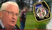 NFL Owner Art Modell -- Cops Find Grave Urinator ... Kick Case to State Attorney