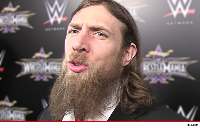 Former WWE Champion Daniel Bryan -- SUBDUES Burglar ... WITH SUBMISSION HOLD!!