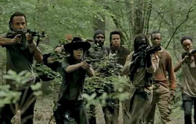 "The New ""Walking Dead"" Trailer Looks Crazy -- Check It Out!"