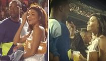 Dwyane Wade & Gabby Union -- Pre-Wedding Beyonce Concert