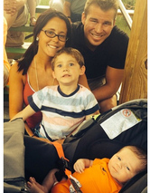 """Teen Mom 2's"" Jenelle Evans Shares Fir"