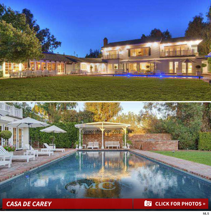 Nick Cannon Mariah Carey Home
