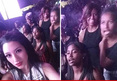 Michelle Obama -- Can't Stop Malia and Sasha Pics at Beyonce and J