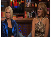 Kristin Chenoweth & Gayle King Say They've Never Had Interracial Sexual Encounters