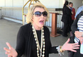 Joan Rivers -- GOES OFF on Epic Israel/Palestine Ran
