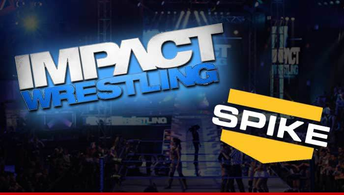 Impact Wrestling — CANCELLED By Spike TV