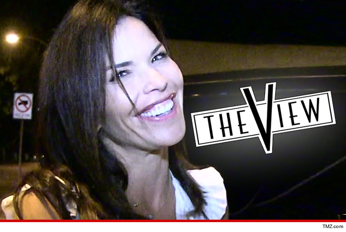 Lauren Sanchez The View