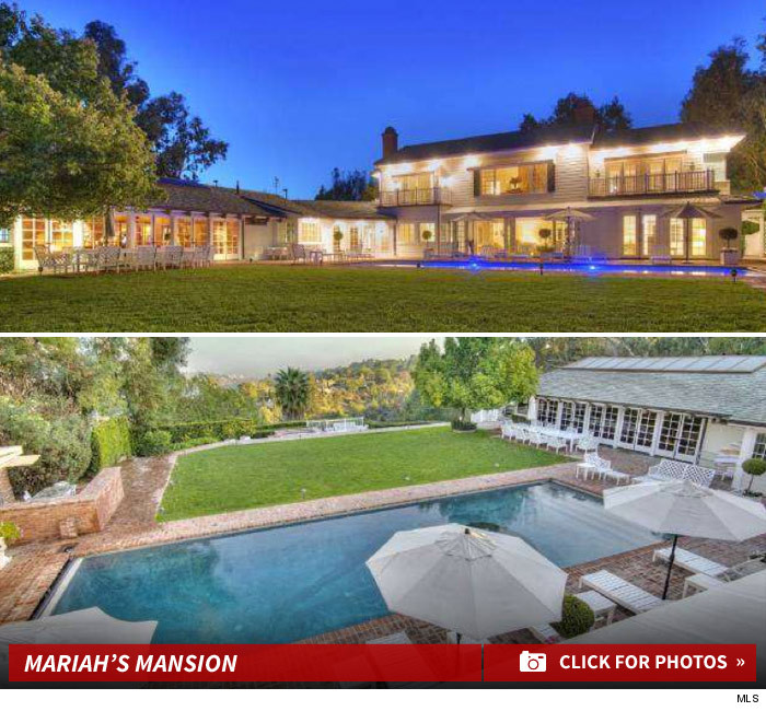 Nick Cannon Mariah Carey Selling Home