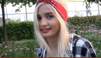 Teen Singer Pia Mia -- Thanks, Kardashians ... You Made Me Rich!