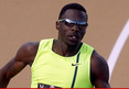 USA Track Star Torrin Lawrence -- D