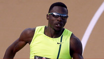 USA Track Star Torrin Lawrence -- Dies After Car Struck By Big Rig
