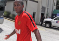 Manchester United Star -- Lil Wayne Is Good for Soccer