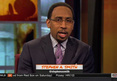 Stephen A. Smith -- APOLOGIZES for Dom. Viol