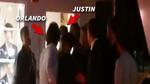 Orlando Bloom Scuffles with Justin Bieber