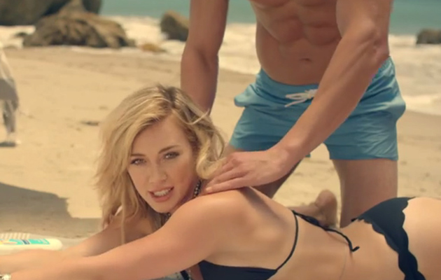 "Hilary Duff Flaunts Hot Bikini Bod in ""Chasing the Sun"" Music Video -- Watch Now!"