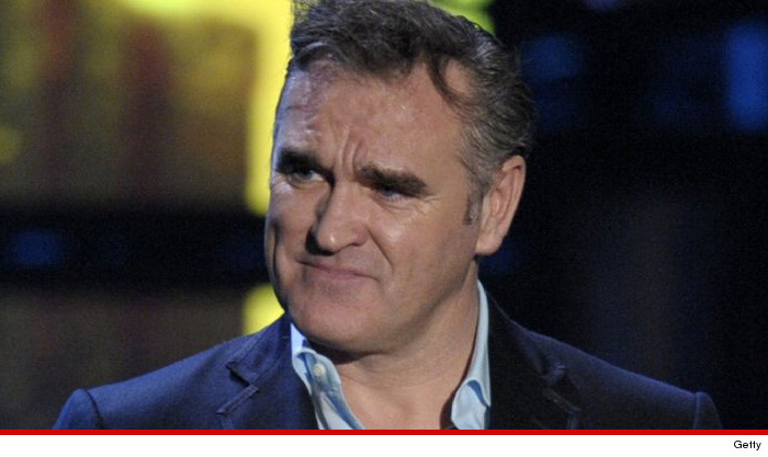 Morrissey Bodyguard Lawsuit