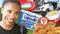 Kandi Burruss' Tour Demands -- Don't Even Think of KFC ... I WANT POPEYES!