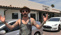 Backstreet Boys AJ McLean -- Praying For Both Sides ... VOWS Return to Middle East