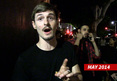 Giles Matthey -- Kiefer And I Drank Hard During Filming Of &