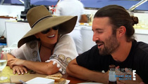 Kim Kardashian -- Yeah I Kissed Brandon, BUT ...