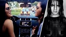 Kendall Jenner -- Driving Blind