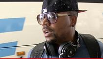 Columbus Short -- Judge Wants Him Cuffed ... Arrest Warrant Issued
