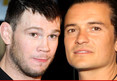 Orlando Bloom -- UFC Legend Offers to T