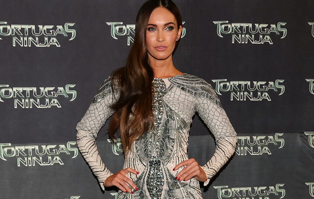 Megan Fox Puts Killer Legs on Display In Super Short Dress