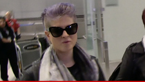 Kelly Osbourne Sued -- Her Dog Pooped All Over My Condo