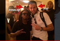 Lil Wayne -- KICKS IT WITH REAL MADRID ..