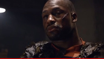 NFL Star Vernon Davis -- Call Me 'Captain Torpedo ... I'm an Actor Now!